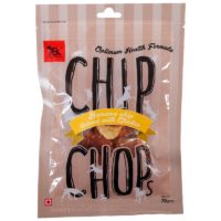 CHIP CHOPS Banana chips with Chicken Dog Treats