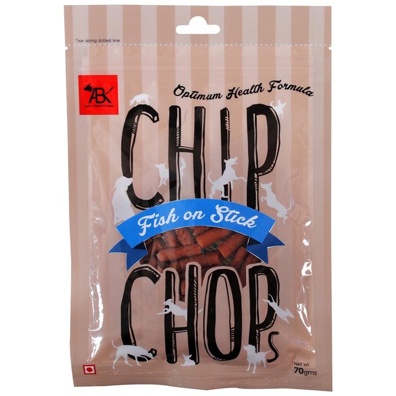 Dog Eat Rawhide Chip