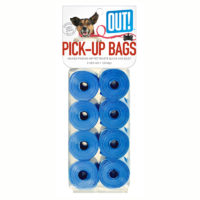 OUT! Waste Pick-Up Bags - 120 bags