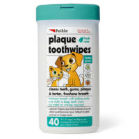 Petkin Toothwipes 40 Counts