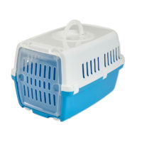 Savic Zephos 1 Pet Carrier Atlantic Blue 19x13x12 inches