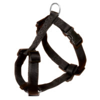 Trixie Classic H-Harness for Dogs, Black