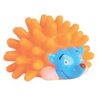 Trixie Hedgehog Vinyl Medium Dog Toy