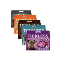 tickless Dog ID collection