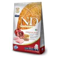 N&D Low Grain Chicken & Pomegranate Puppy Maxi Dog Food