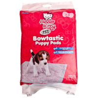 Pet Brands Hello Kitty Bowtastic Puppy Training Pads