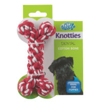 Pet Brands Knotty Bone Dog Toy