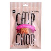 Chip Chops Sun Dried Chicken Jerky Dog Treats, 70gm