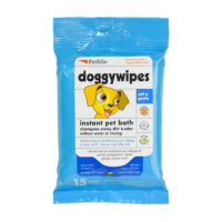Petkin Doggywipes, 15 wipes