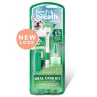 TropiClean Fresh Breath Puppy Oral Care Kit