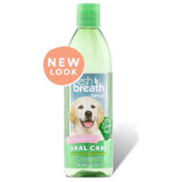 TropiClean Fresh Breath Water Additive Oral Care for Puppies, 473ml