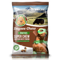 Dogsee Chew Puffies Dog Treats