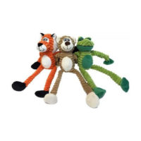Petsport Critter Tug Squeaky Dog Toy