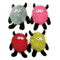 Petsport Mop Monster Squeaker Dog Toy