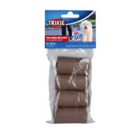 Trixie Dog Dirt Bags Biodegradable, 4 Rolls of 10 Pieces