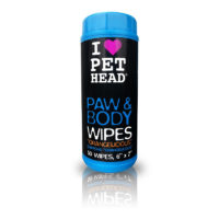 Pet Head Paw & Body Dog Wipes