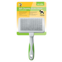 Andis Self-Cleaning Slicker Pet Brush