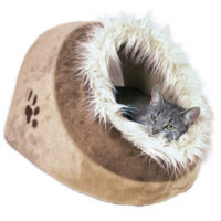Trixie Minou Cuddly Cave Cat Bed
