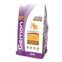 Gemon - Medium Puppy & Junior with Chicken & Rice Dry Dog Food