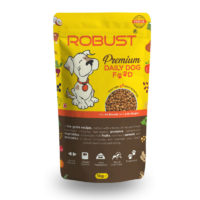 Robust Premium Daily Dog Food for All Breeds & Life Stages