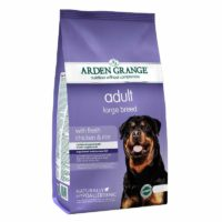 Arden Grange Adult Large Breed With Fresh Chicken & Rice Dry Dog Food