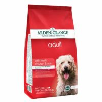 Arden Grange Adult With Fresh Chicken & Rice Dry Dog Food
