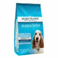 Arden Grange Puppy Junior Rich in Fresh Chicken Dry Dog Food