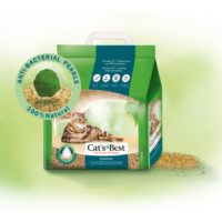 Cat's Best Sensitive Firm Clumping & Antibacterial Cat Litter