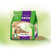 Cat's Best Smart Pellets Soft Clumping & Non-Sticking Cat Litter