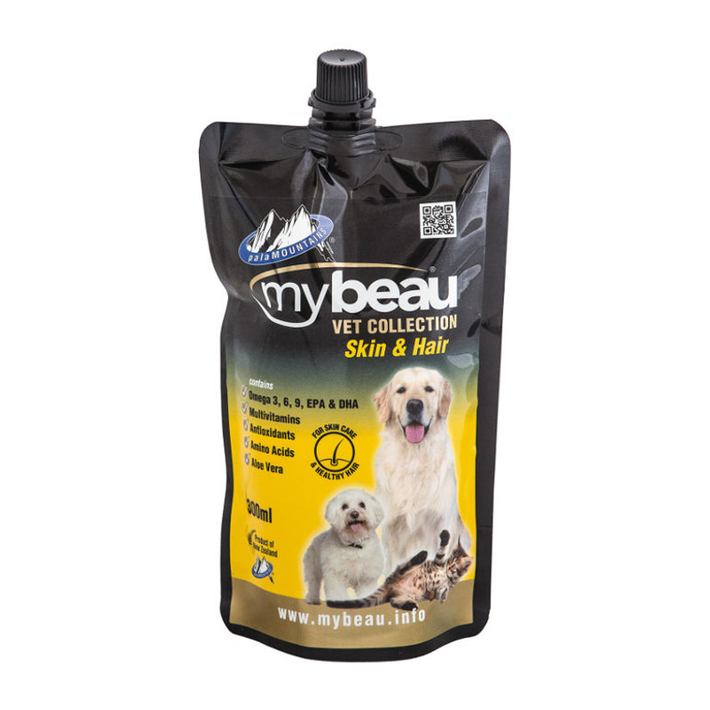 Buy Mybeau Skin Amp Hair Supplement For Dogs Amp Cats 300ml