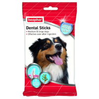 Beaphar Dental Sticks for Medium & Large Dogs