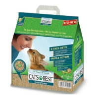 Cat's Best Green Power Anti-Bacterial Cat Litter