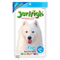 JerHigh Fish Stick Real Chicken Meat Dog Treats