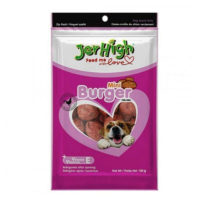 JerHigh Mini Burger Dog Treats