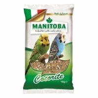 Manitoba Cocorite Mixture For Budgies Birds