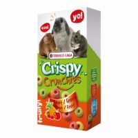Versele-Laga Crispy Crunchies Fruit Biscuits for Rabbits & Rodents