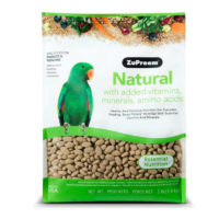 ZuPreem Natural with Vitamins