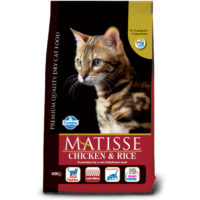 Farmina-Matisse Chicken and Rice Dry Cat Food