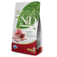 Farmina-N&D Grain Free Chicken & Pomegranate Kitten Food
