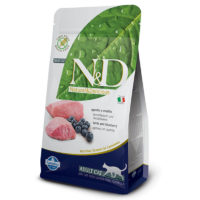 Farmina-N&D Grain Free Lamb & Blueberry Adult Cat Food