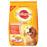 Pedigree Adult Meat & Vegetables Breeder Special Dry Dog Food