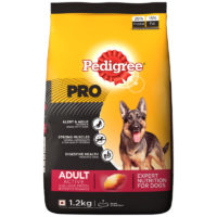 Pedigree Professional Adult Active Dry Dog Food