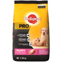 Pedigree Professional Puppy Large Breed Dry Dog Food