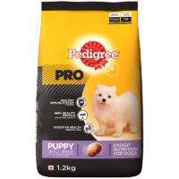 Pedigree Professional Puppy Small Breed Dry Dog Food