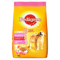 Pedigree Puppy Chicken & Milk Dry Dog Food