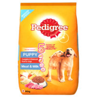 Pedigree Puppy Meat & Milk Breeder Special Dry Dog Food