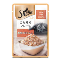 Sheba Rich Fish With Sasami Wet Cat Food Pouch