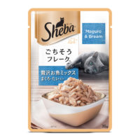 Sheba Rich Maguro & Bream Wet Cat Food Pouch