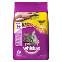 Whiskas Adult Chicken Flavour Dry Cat Food