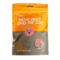 Chomp Dry Chicken Jerky Dog Treats